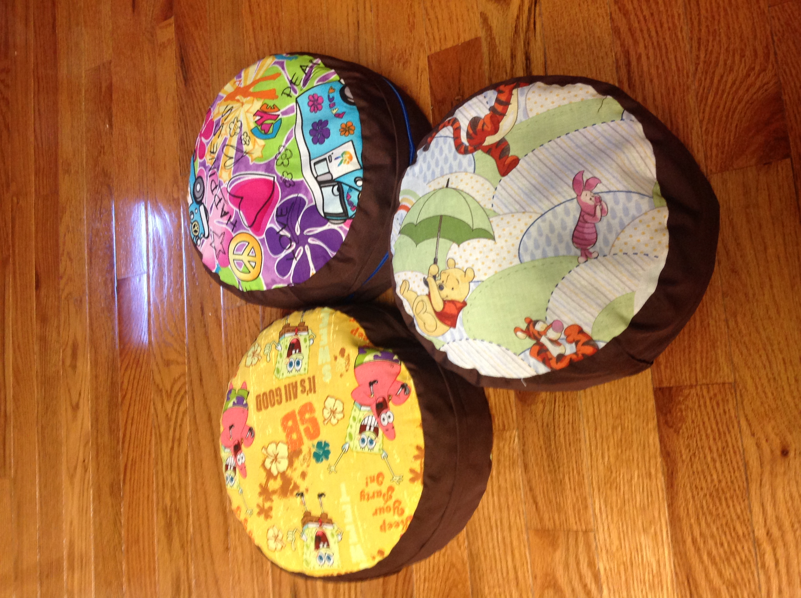 Children's Meditation Cushions