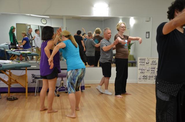 More movement play at Aston Kinetics 102