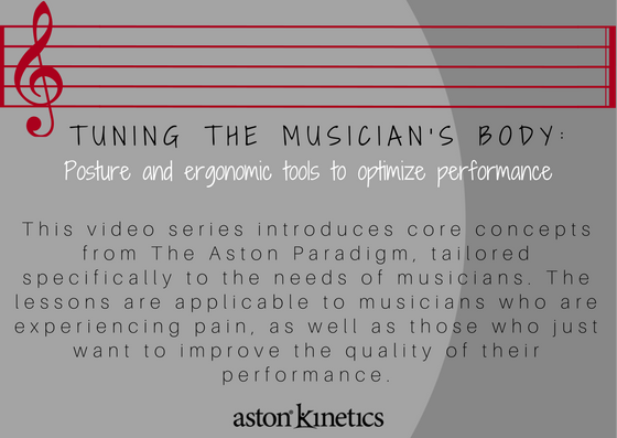 Tuning the Musician's Body video series