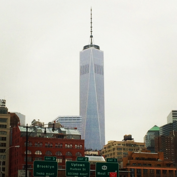 NYC is beautiful from millions of angles. We miss you!!