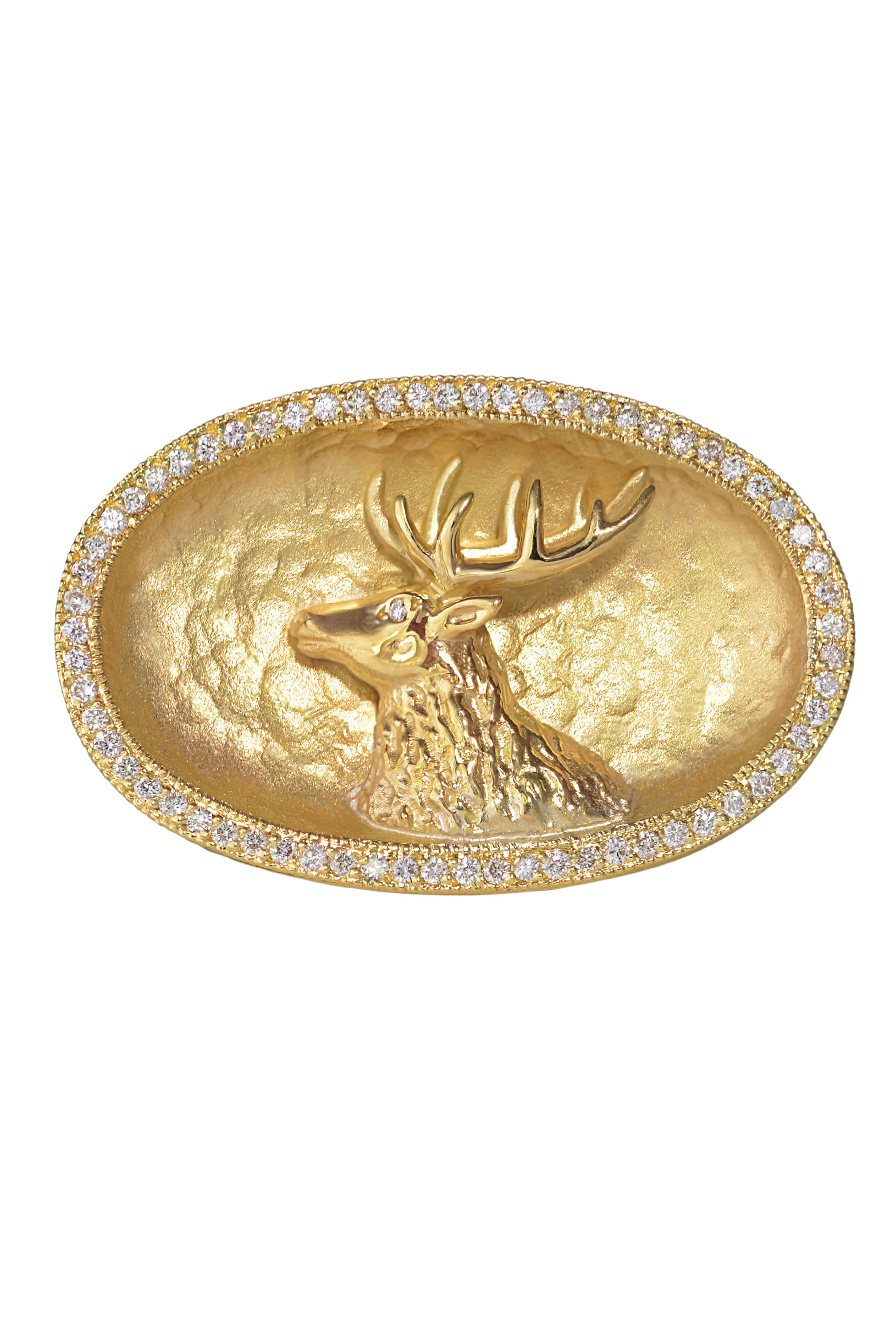 Deer Cocktail Ring