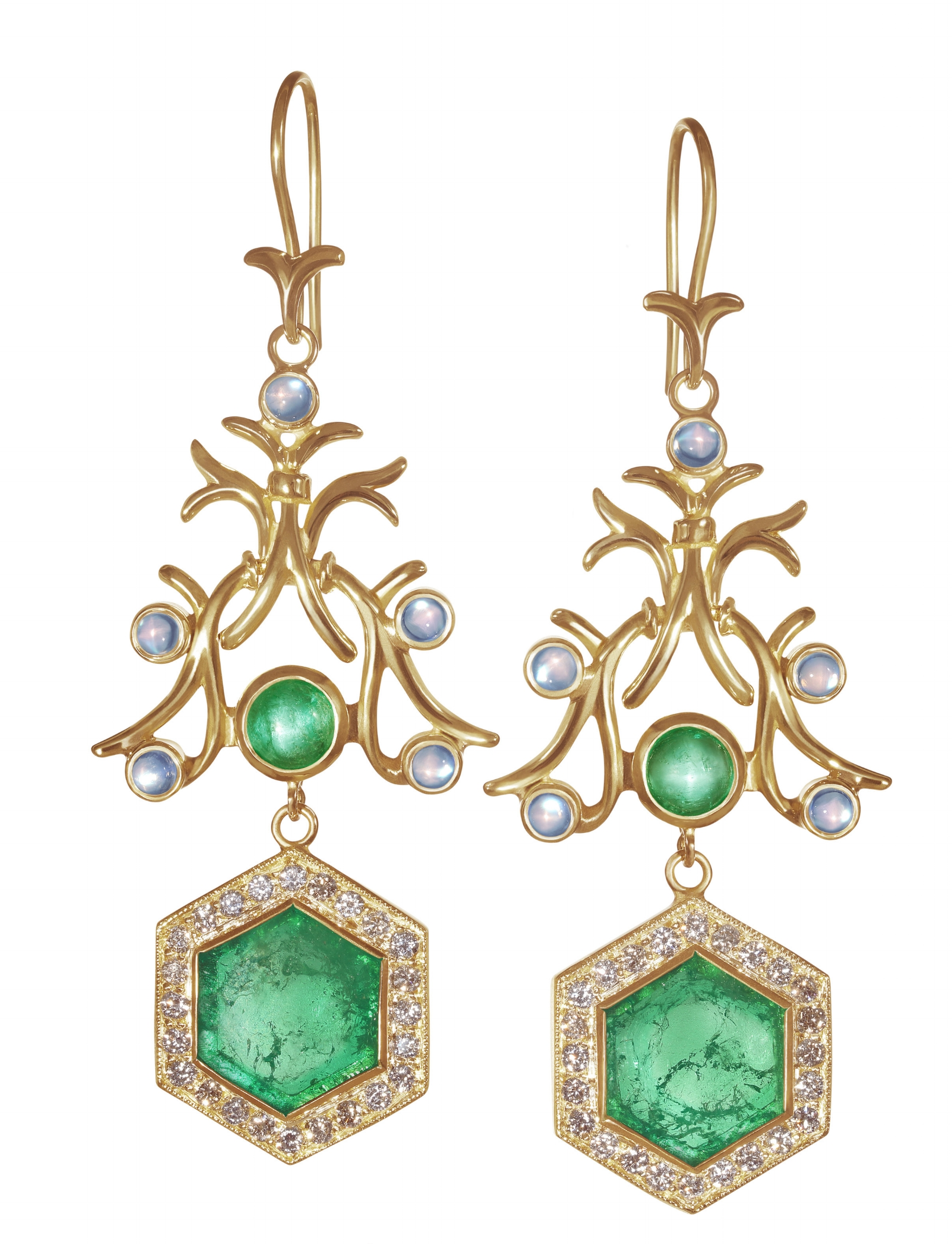 Serenity Chandelier Earrings