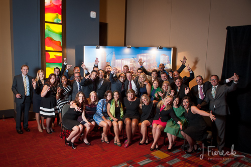 The HBJ 40 Under Forty Class of 2014. What a good looking' group.