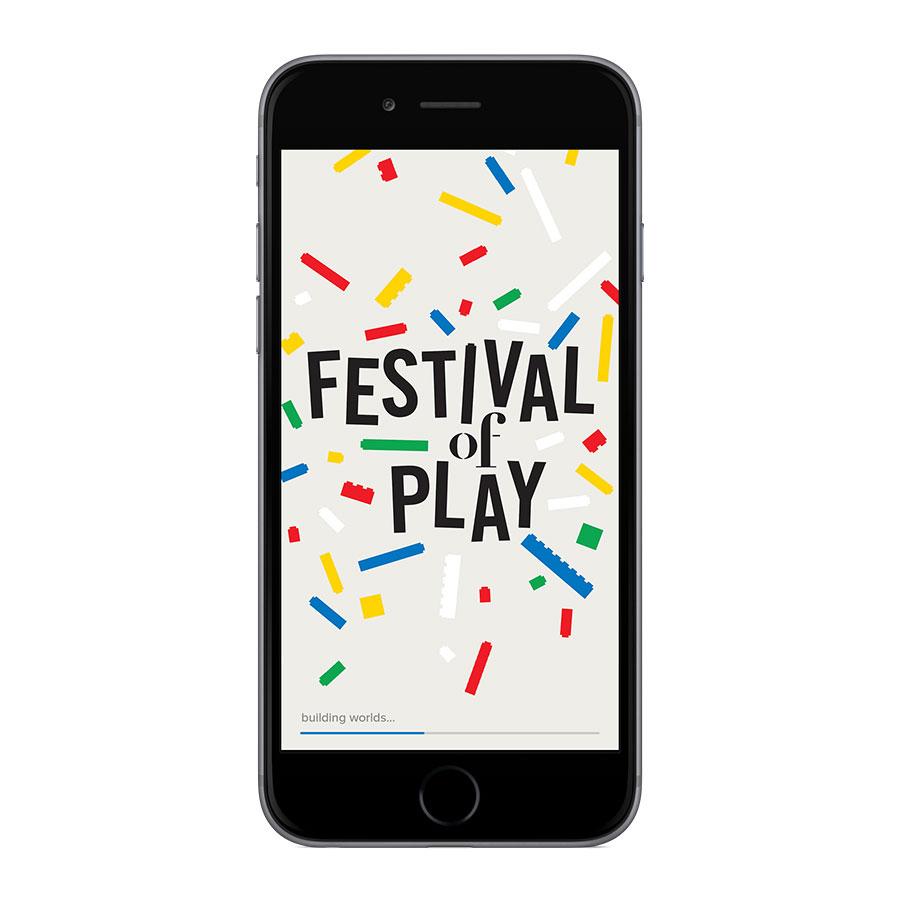 Festival of Play loading screen