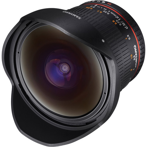 My secret weapon for aurora photography. A 12mm fisheye 2.8 by Samyang.