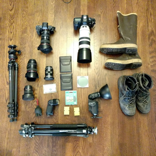 Do you really need to bring all this stuff?