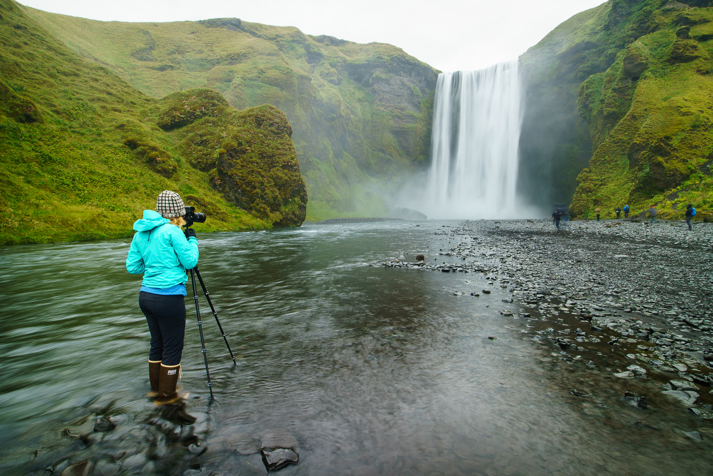 Allie and Skogarfoss.jpg