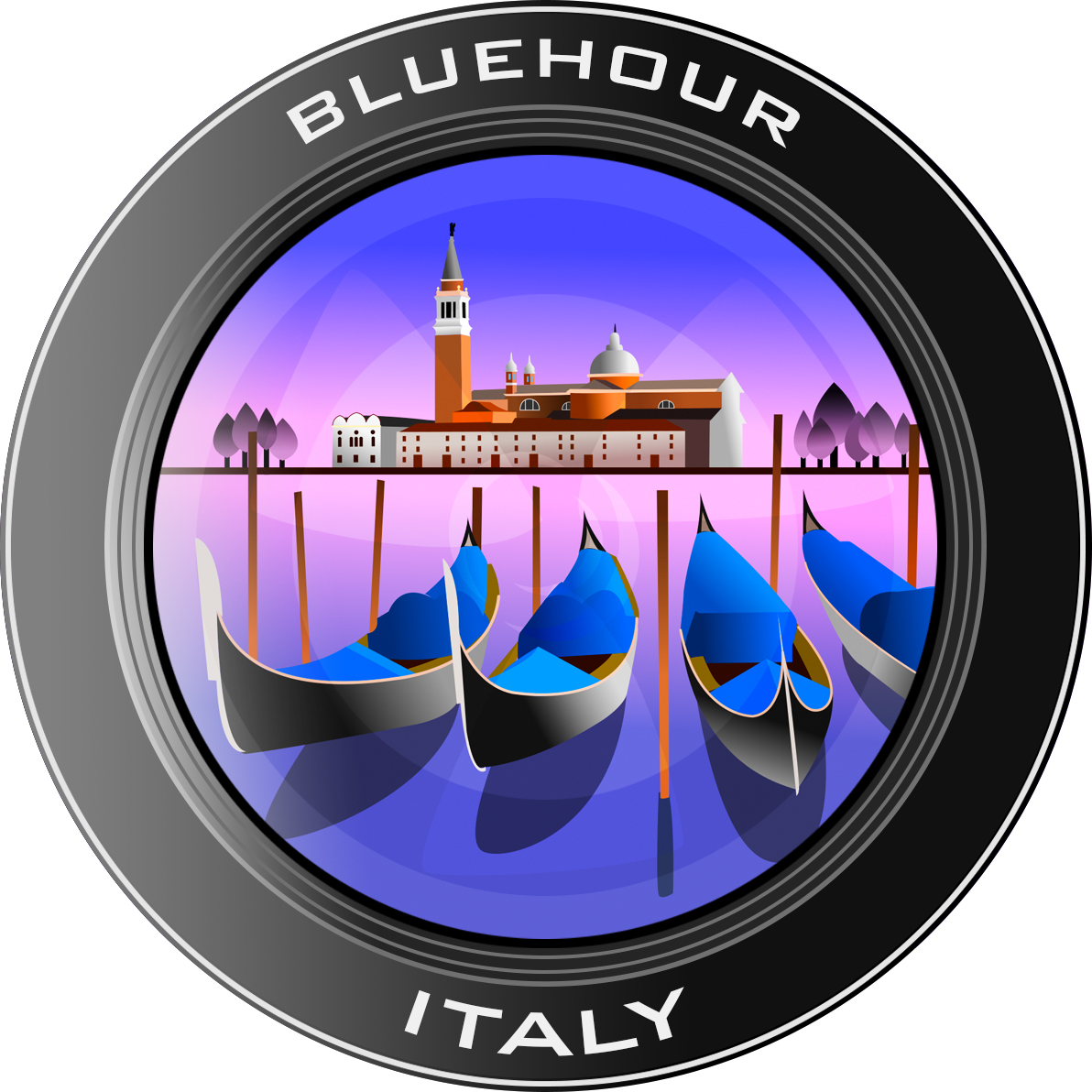 In honor of our first tour of 2018: the Italy design in our new sticker series. All designs are digitized photographs from our travels.They'll potentially even become tour mementos in the form of a T-shirt!