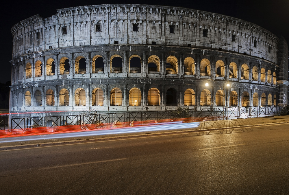 Join us on a photo tour from ancient Rome to the canals of Venice -