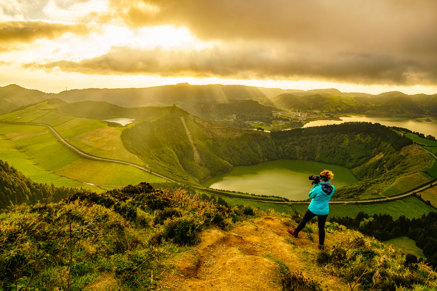 The Azores - The Hawaii of Europe - May 14-21