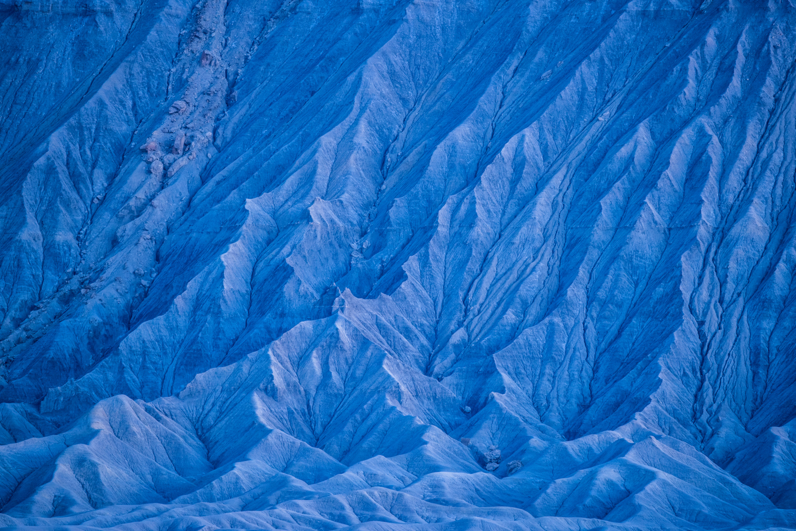 Blue hour on the buttes © Allie Richards