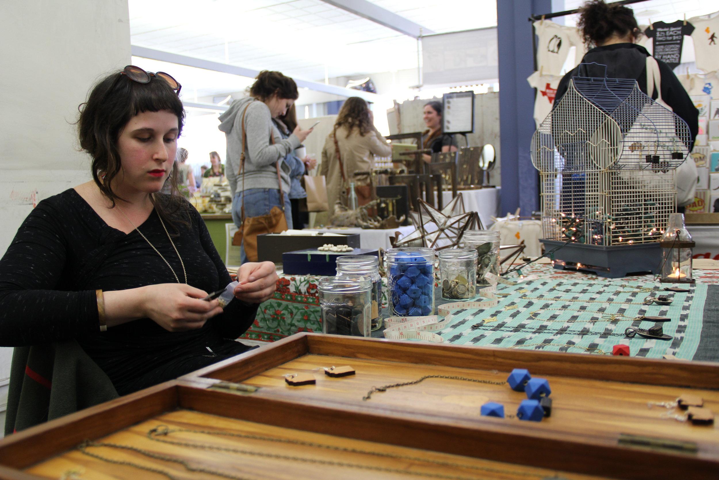 AboutThe Handmade Market Series -