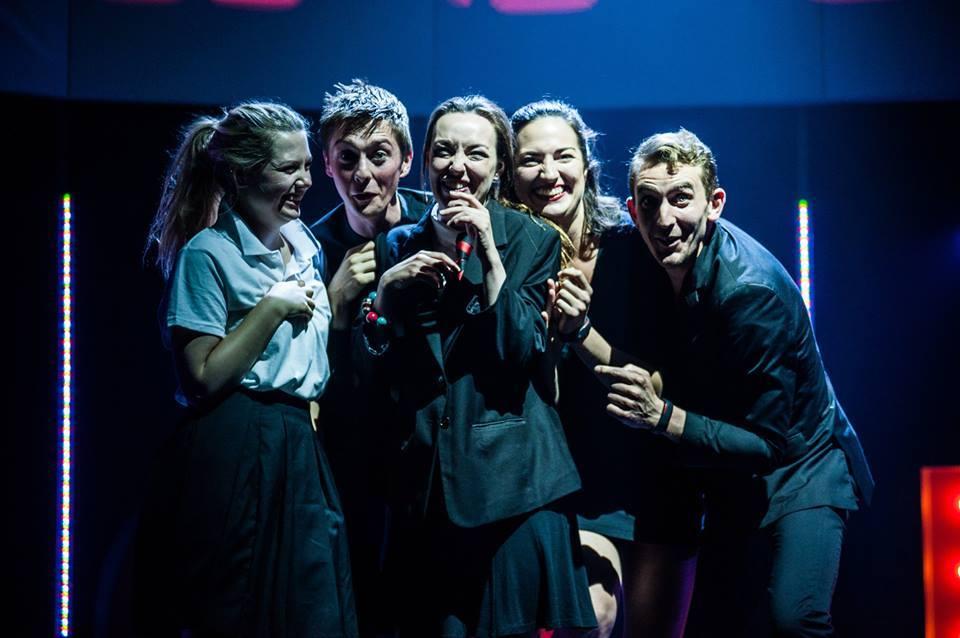 'Molly' Aug 2015 Lizzie Clark, Geoff Arnold, Rhys Isaac-Jones,Fran Regis,Louisa Roberts