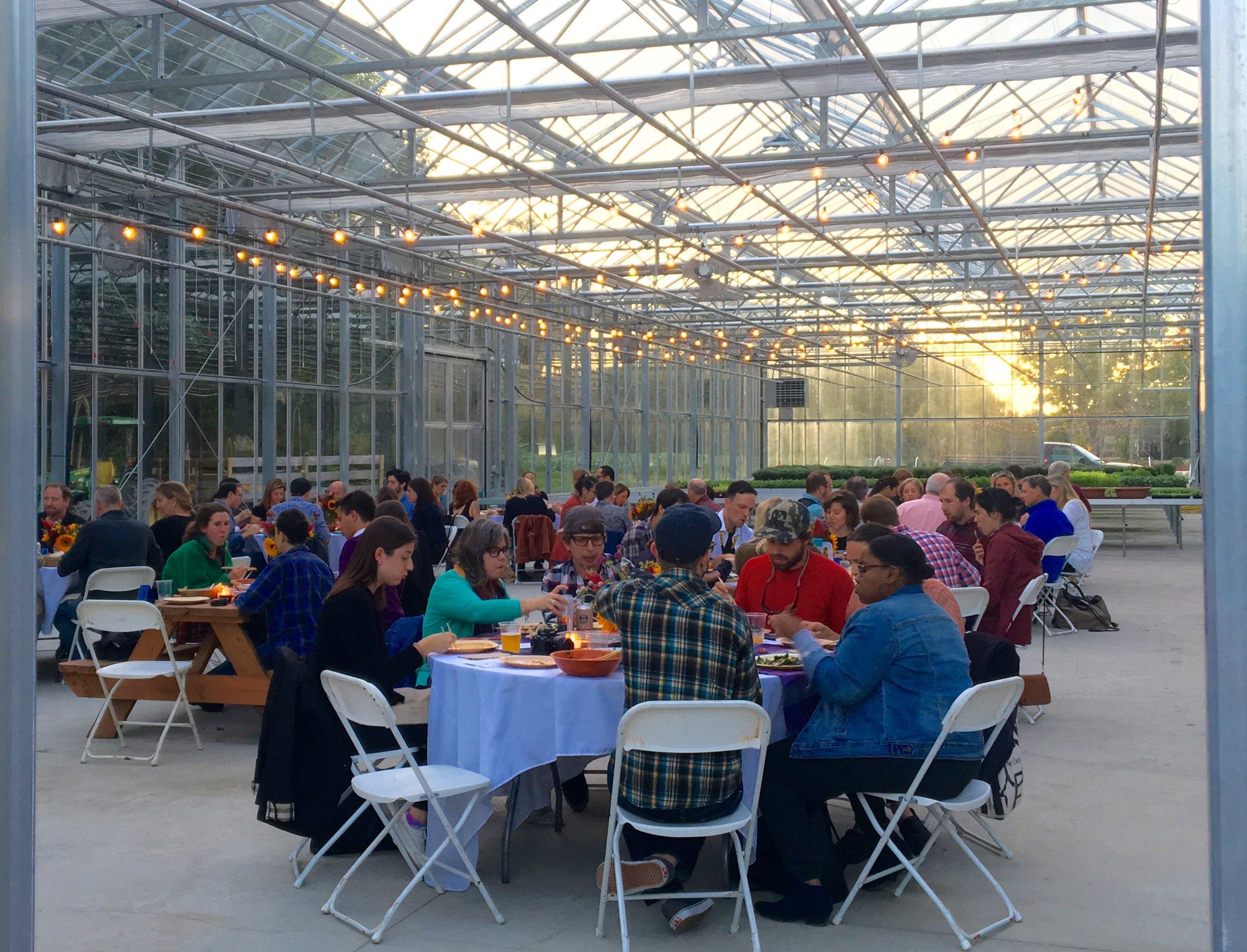 Allandale Farm Dinner