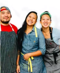THE BOSTON GLOBE: Q&A with Margaret and Andrew Li, authors of 'Double Awesome Chinese Food'  February 2019
