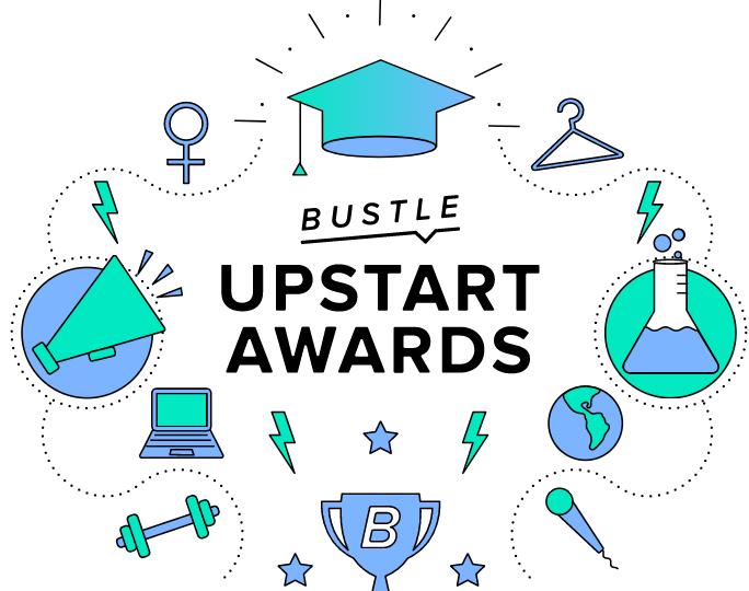 Bustle Upstart Awards Irene Li