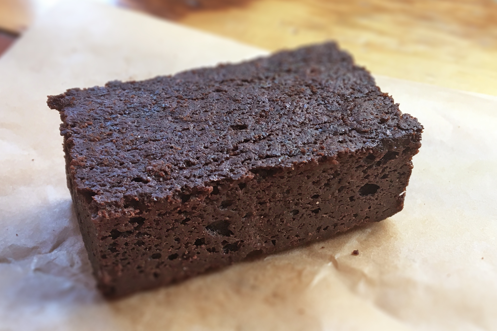 COCOA BROWNIE - rich dutch cocoa / 1.5| vegetarian
