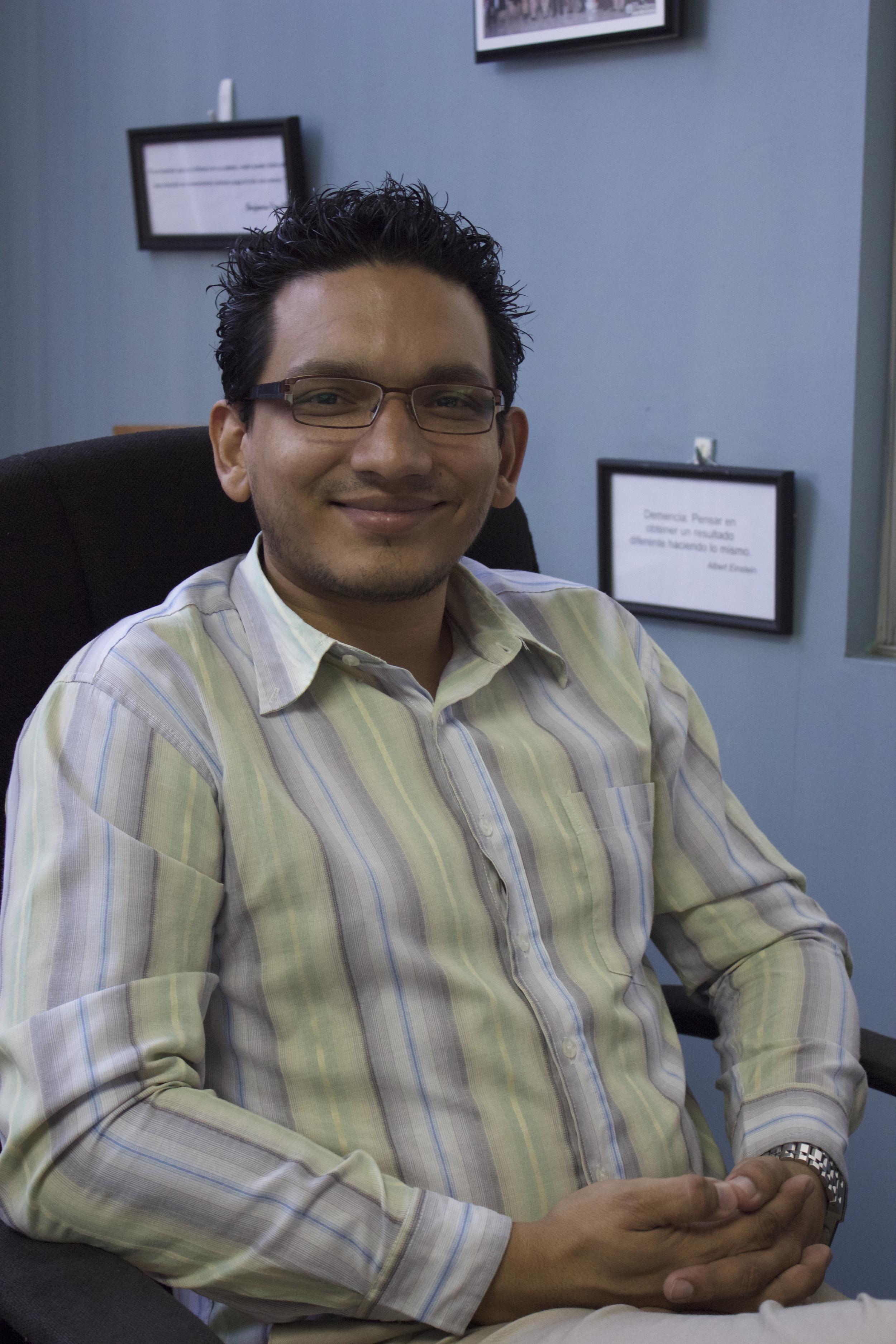 Expositor:Jose D. Ulloa Soto, MBA.