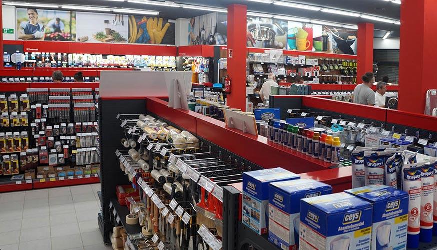 Hay negocios ferreteros que mantienen un apartado de ofertas en sus tiendas y colocan los productos con cierto atraso de rotación.