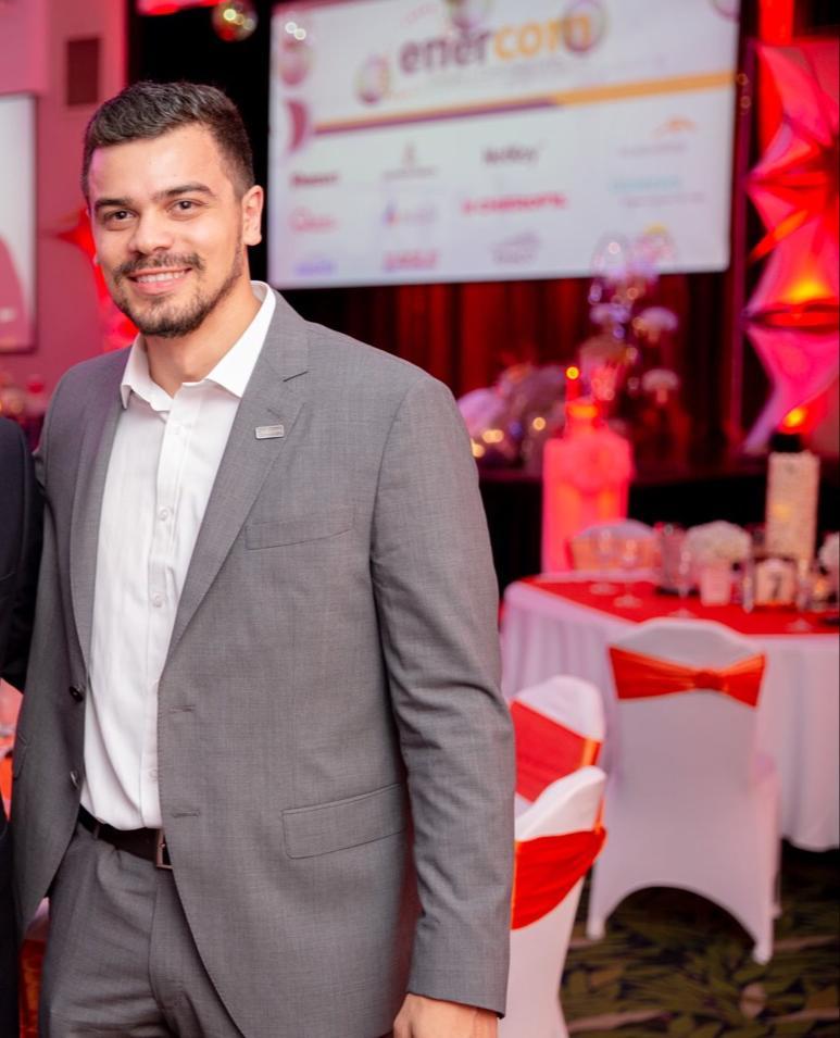 José Mario Salazar, Gerente de Masaca y Enercom