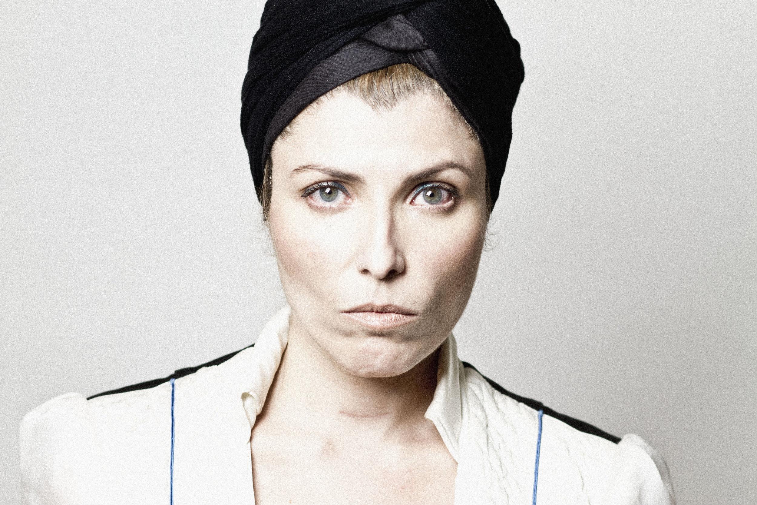 Tania Molina- Gertrude  word- protest