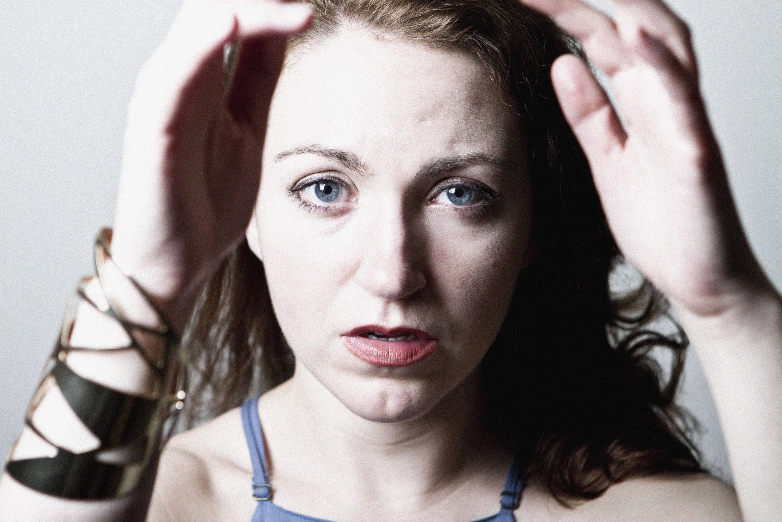 Keelie Sheridan (the director) • word- refugee • 9 of 15