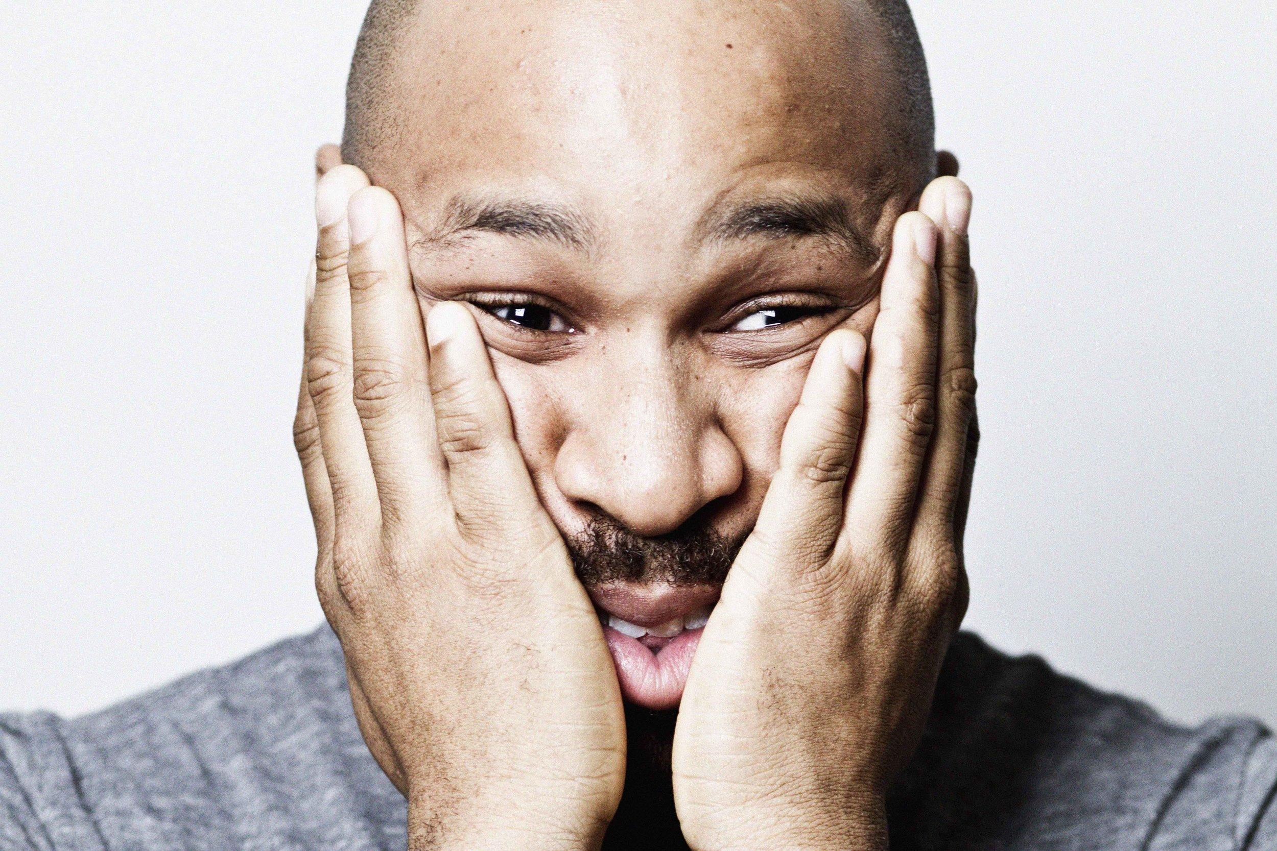 Ugo Anyanwu. Actor. Word- racism