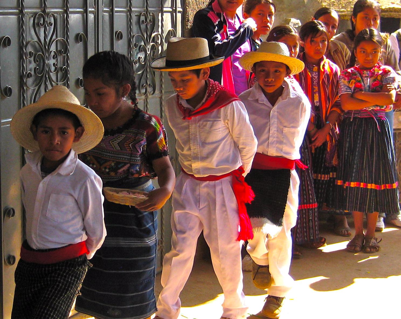 San Juan Comalapa, Guatemala 2014