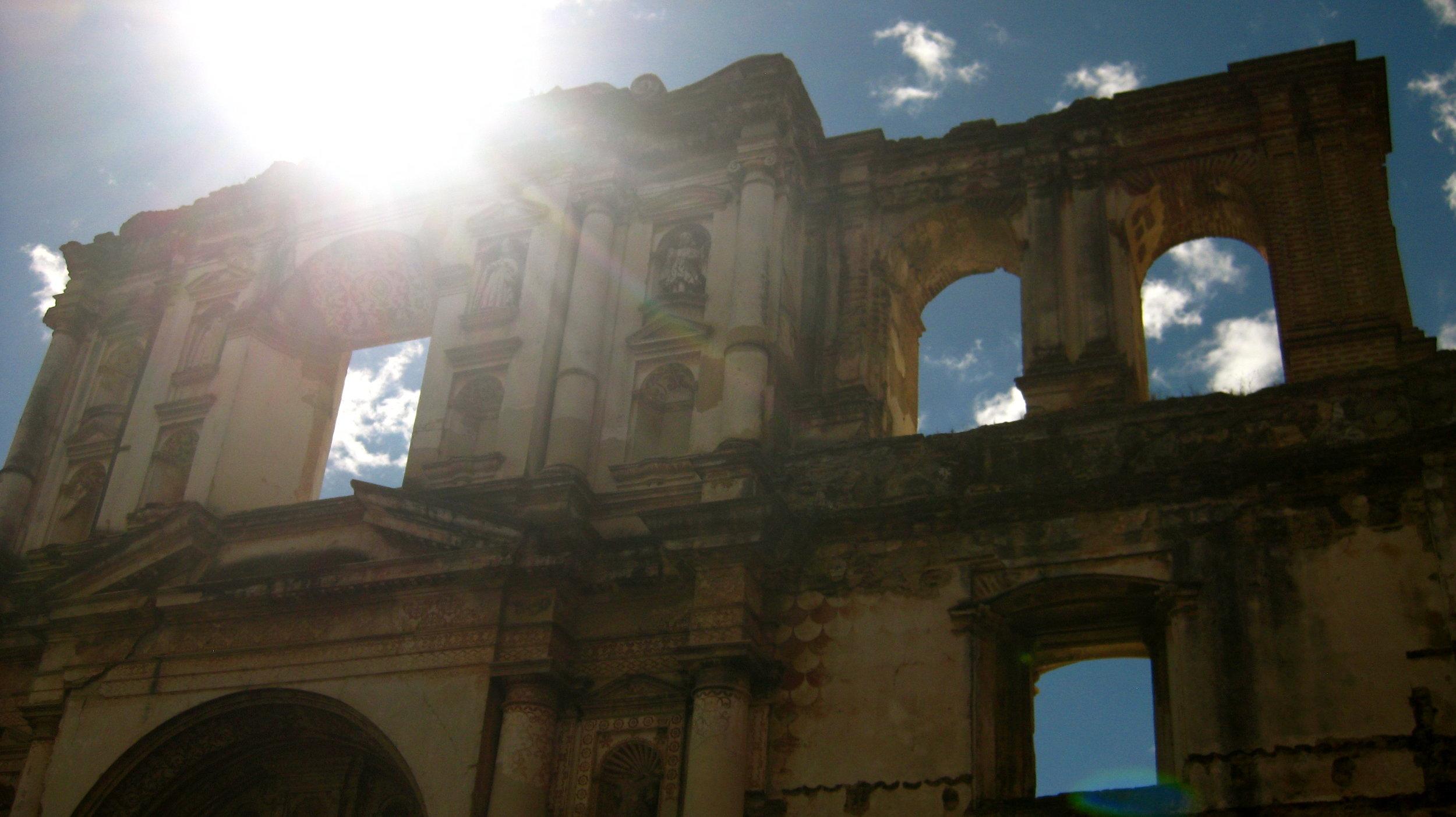 Antigua, Guatemala, 2014