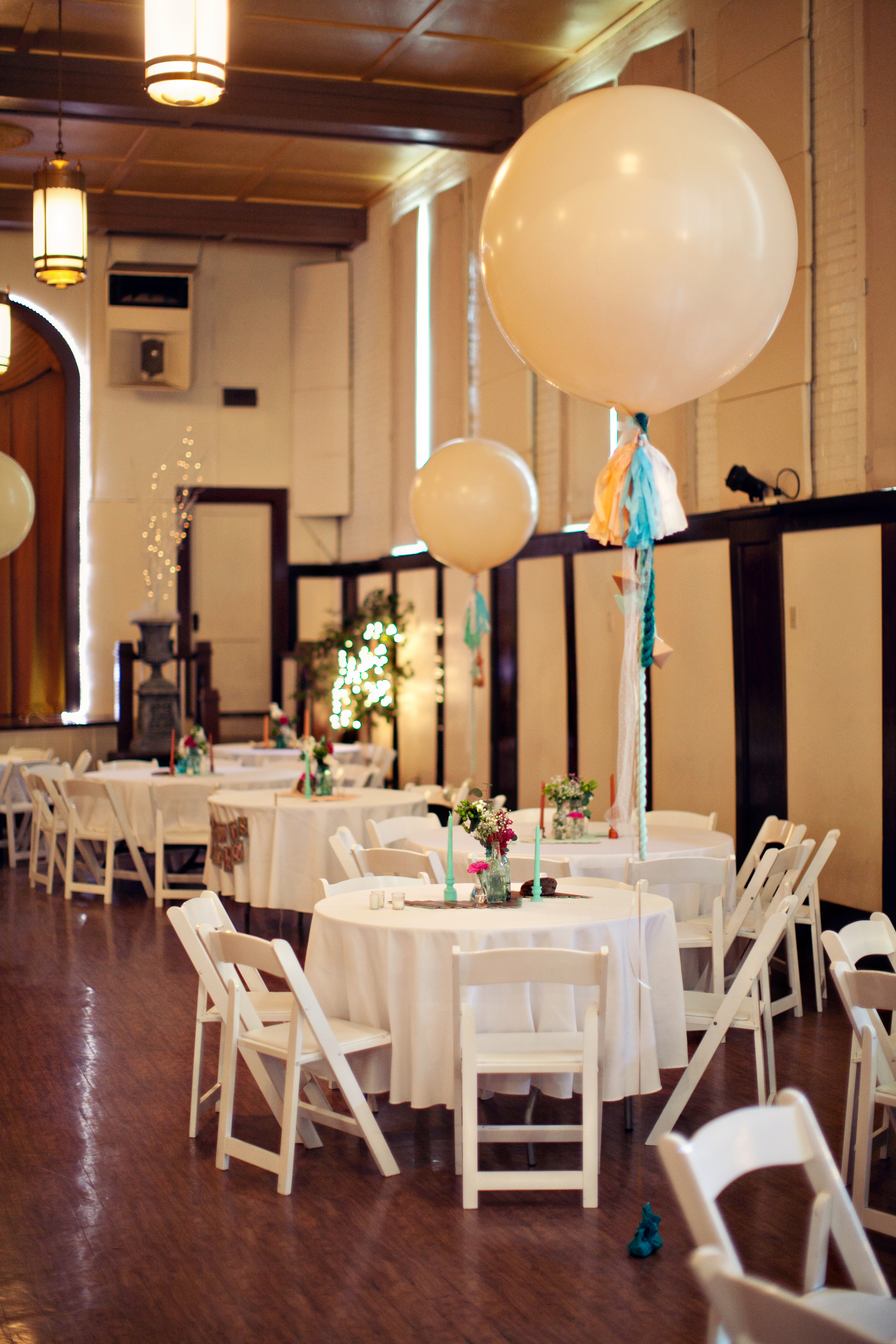 Decorations for Indoor Wedding The Rose Chapel | thegreatgoodness.com
