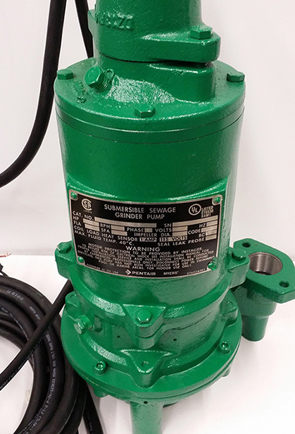 Sales-Pentair-Myers-Submerible-Sewage-Grinder-Pump-2-a.jpg