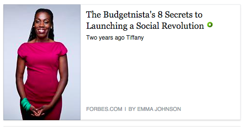 READ:  The Budgetnista's Secrets to Launching a Social Revolution