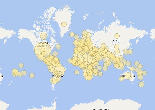 map fertilizer importers