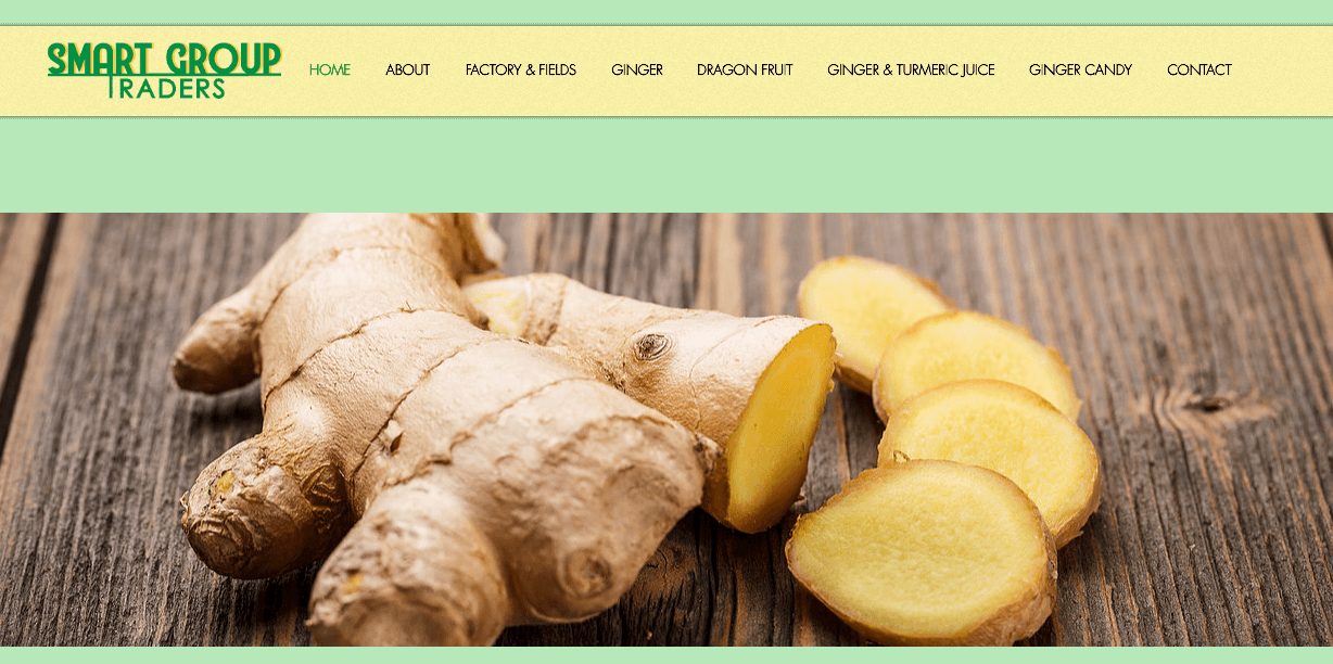 Buyers of Ginger in USA-Garay
