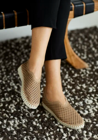 Slip-on Sneakers by Ilse Jacobsen