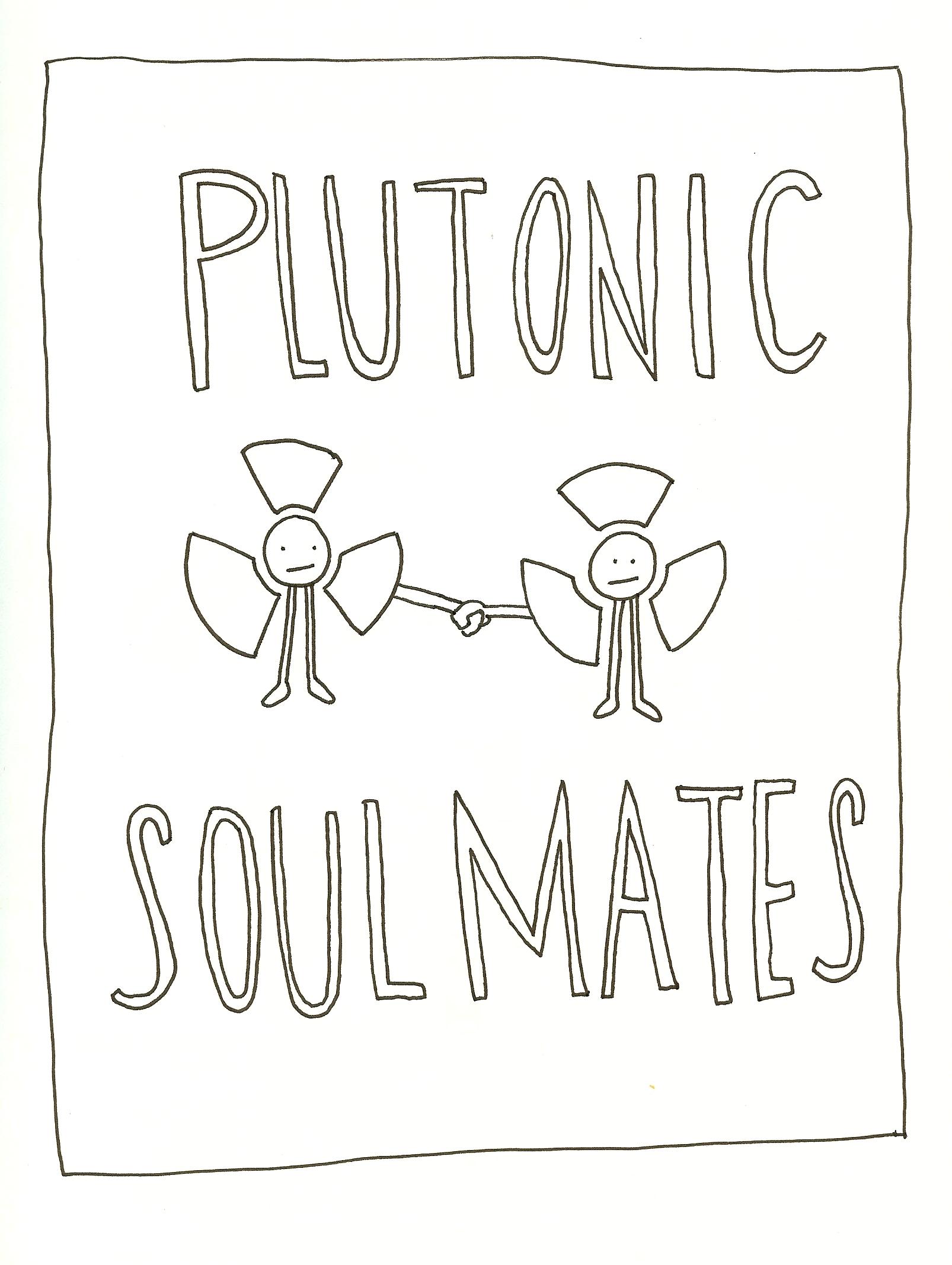 Plutonic Soulmates