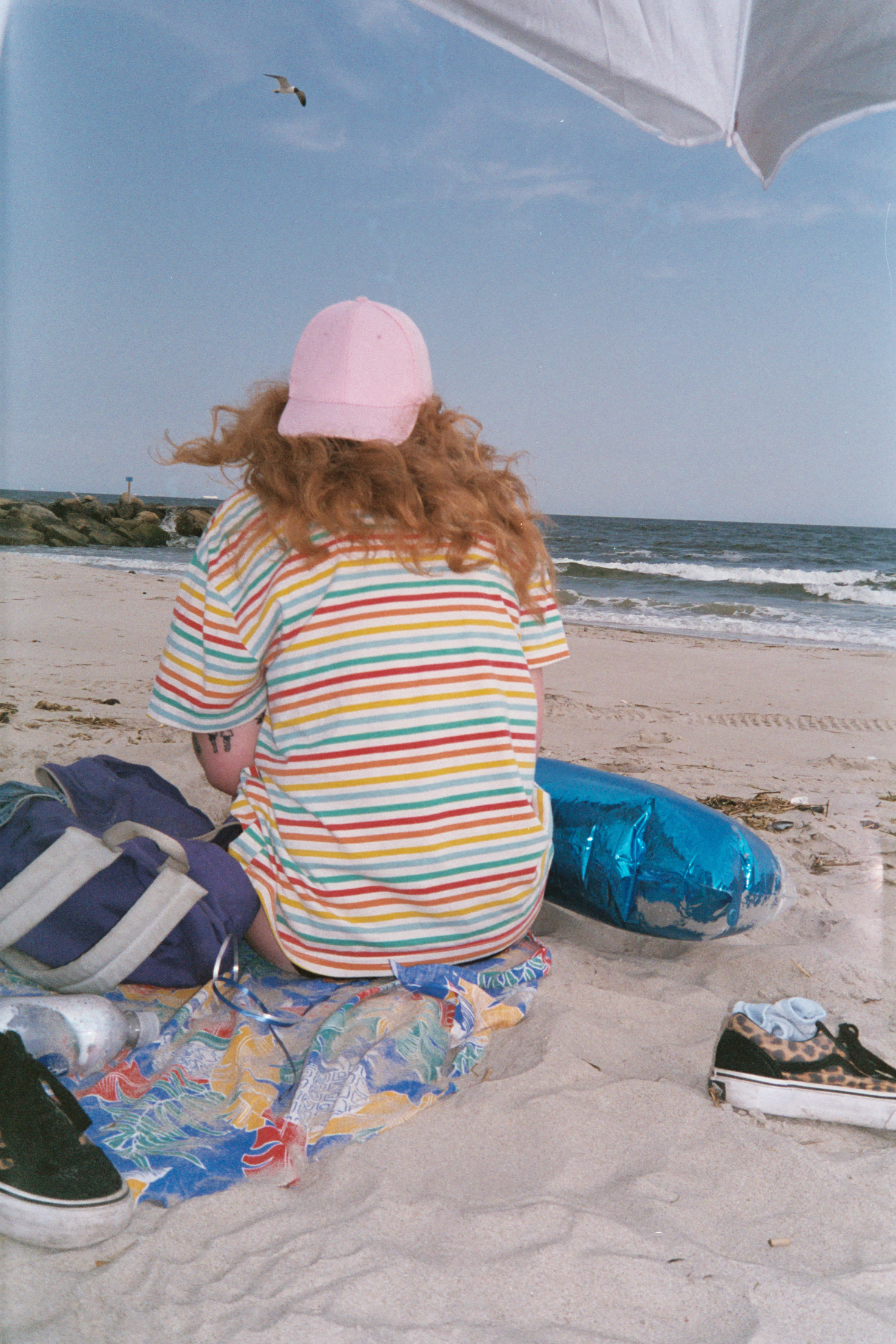 Caroline, Rockaway Beach, New York