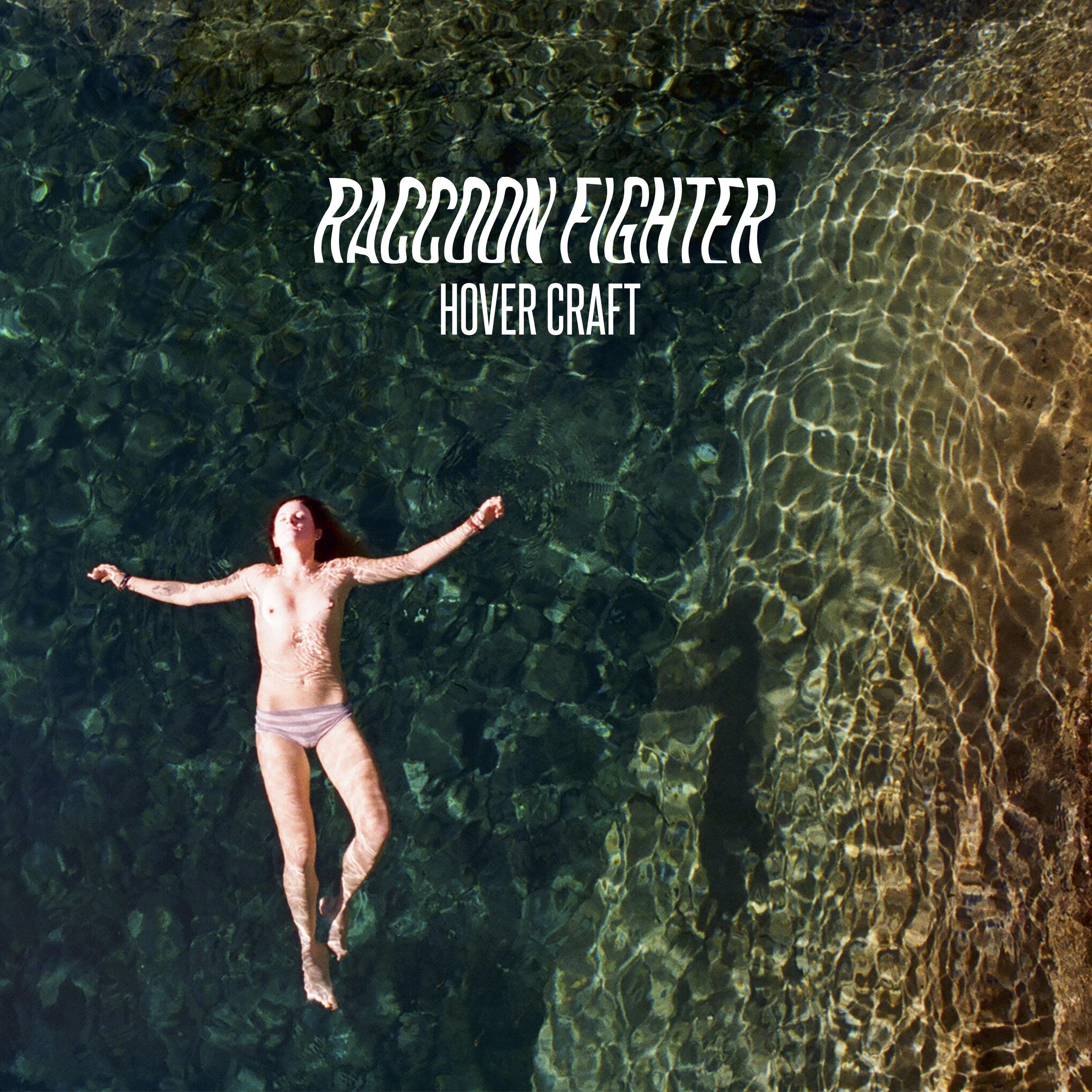 Raccoon Fighter album cover