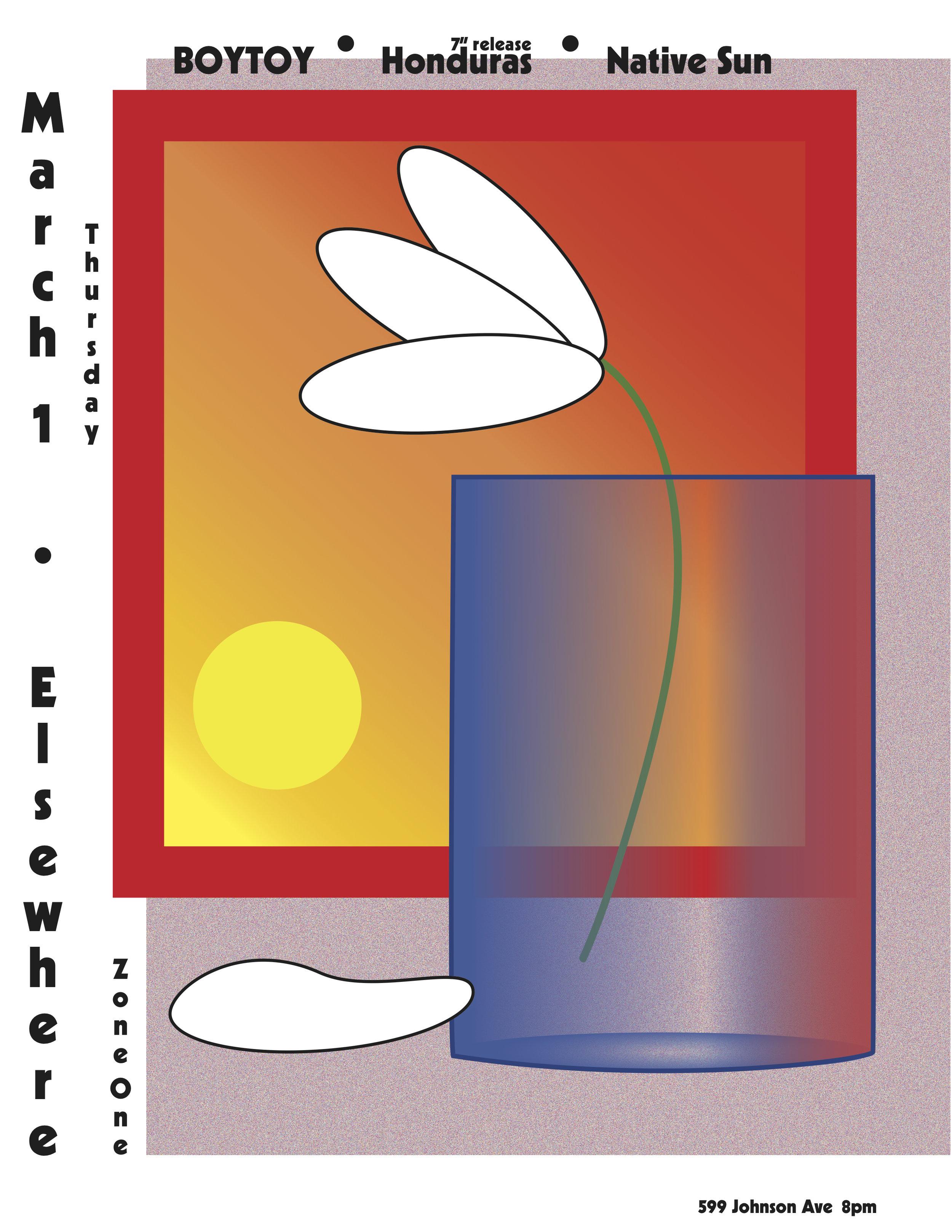 BOYTOY show poster
