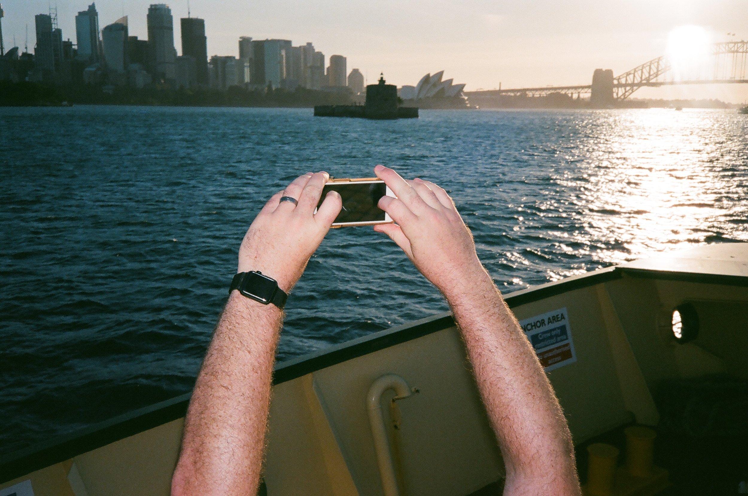 Manly Ferry, Sydney, Australia
