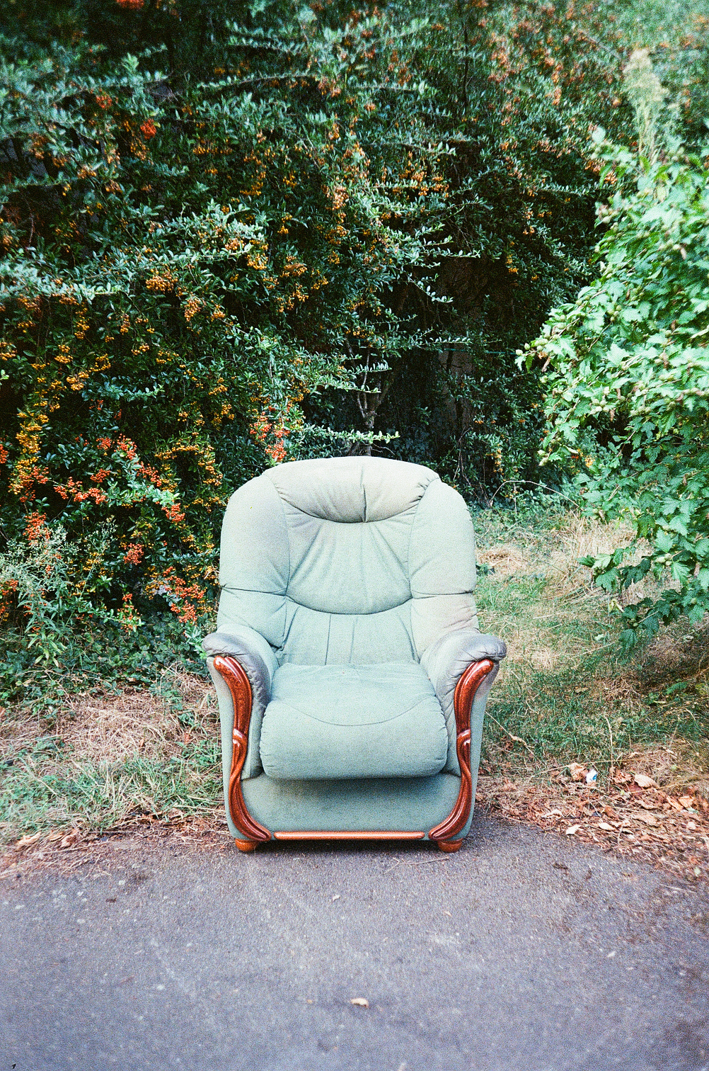 Bruno's Chair, Le Mans, France