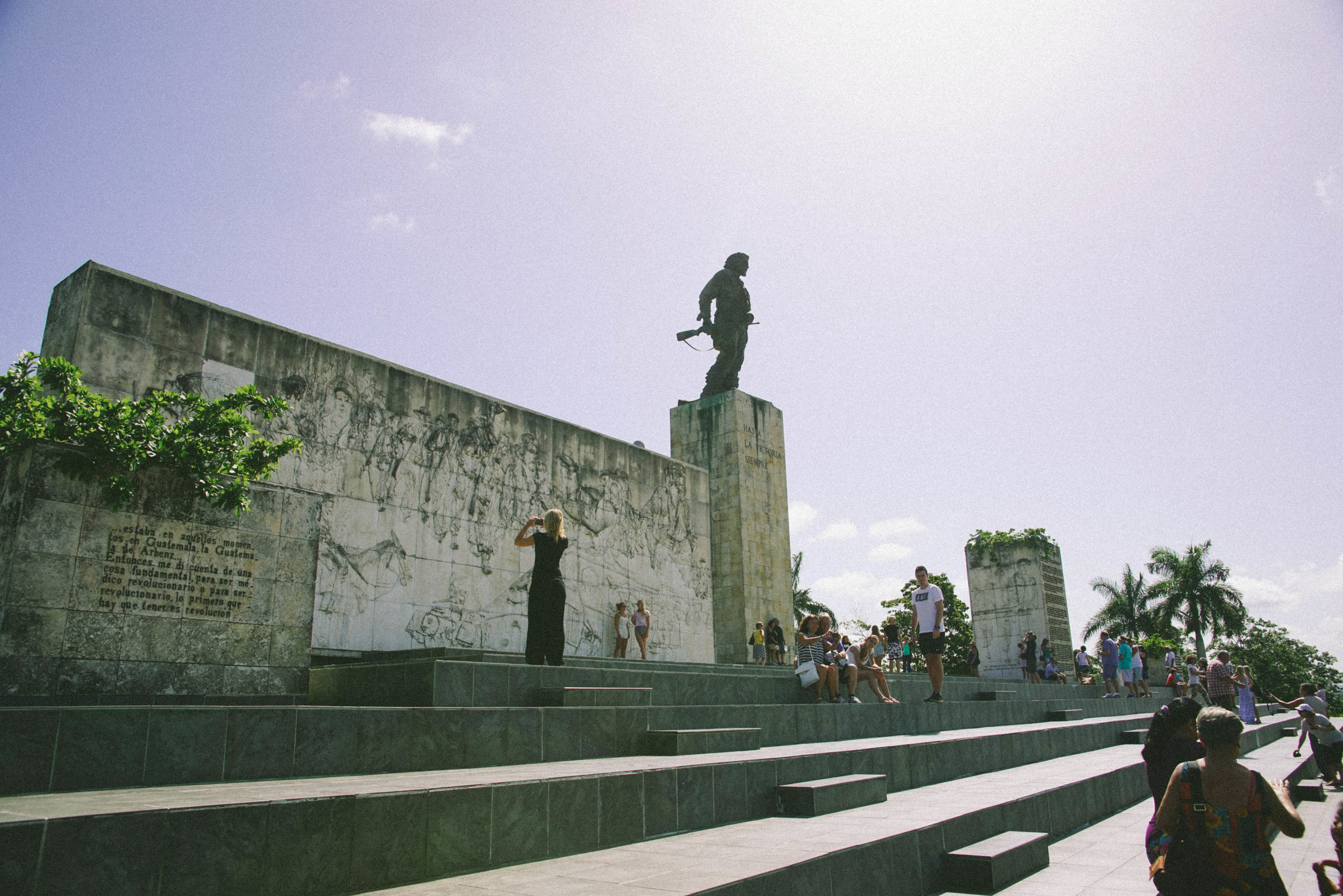 The Che Guevara Mausoleum.