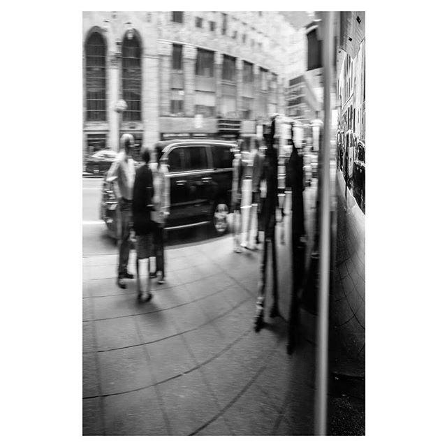 #blackandwhitephotograph #mirrorsteel #reflection #distortion