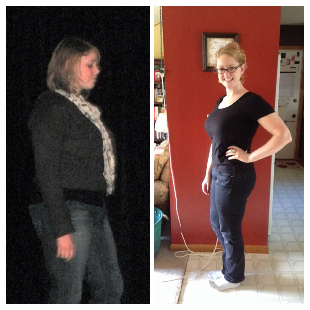 November 2009 & September 2014: N ow, wearing black is a choice because I like how it makes me feel, not because I want to hide my glorious and curvy figure.