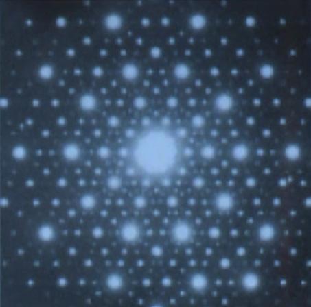 Structure of the Vacuum — Crystal Lattice