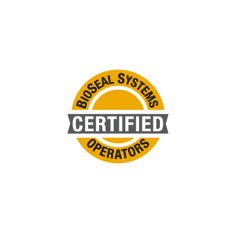 BioSeal Systems – Certified Operator Seal