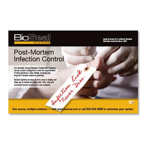 BioSeal Systems – Magazine Ad