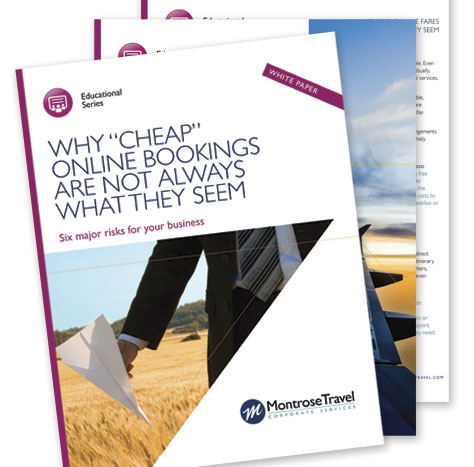 Montrose Travel Corporate Services – White Paper