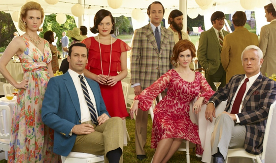 Mad Men cast, image credit: amctv.com