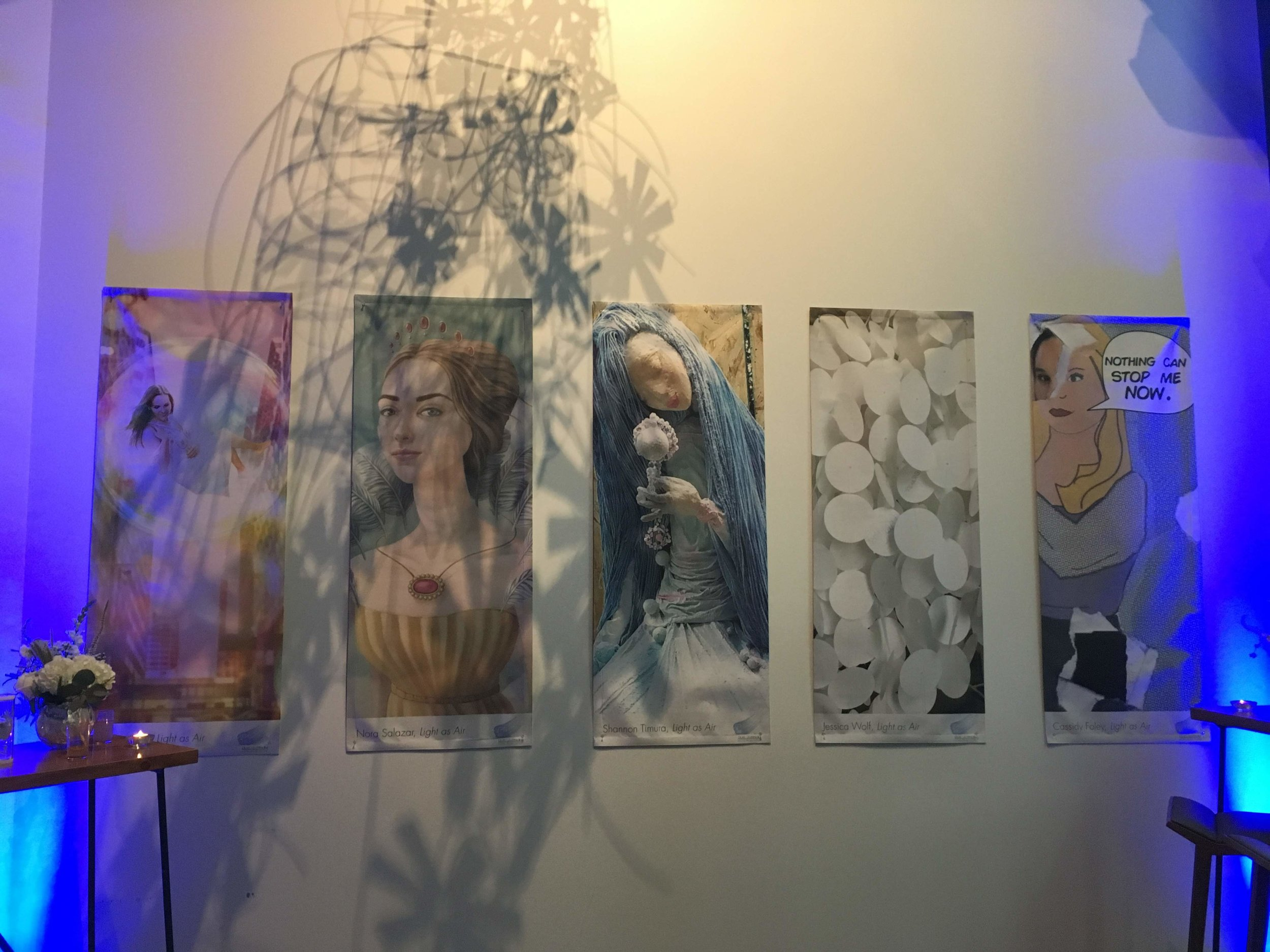 Cincinnati Ohio Artworks and Olay Light as Air contest submissions.jpg